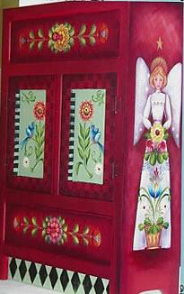 Della And Company Della Wetterman Decorative Artist